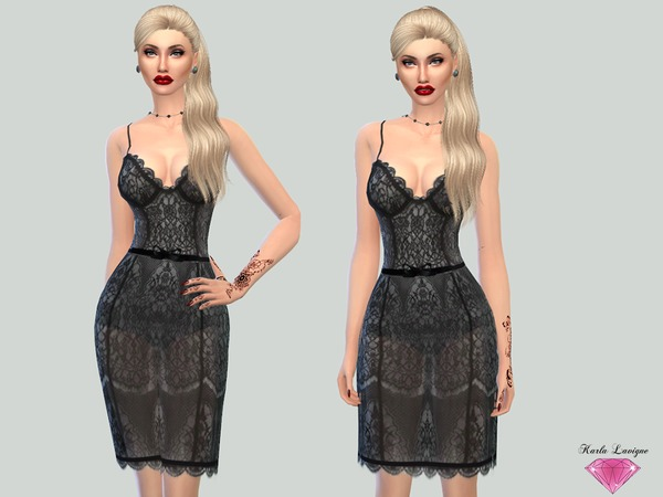 Kathya Dress by Karla Lavigne