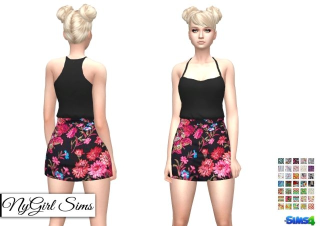 Racerback Cami Bodycon by NyGirl