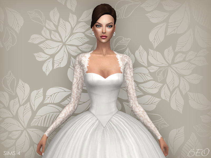 Cynthia Wedding Dress by BEO
