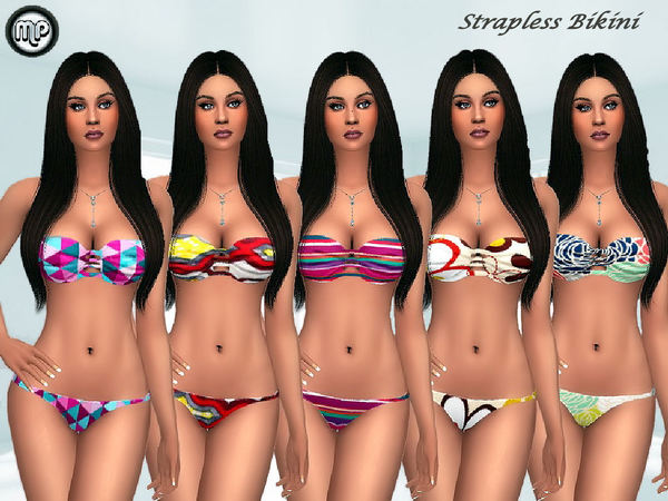 MP Stapless Bikini by MartyP