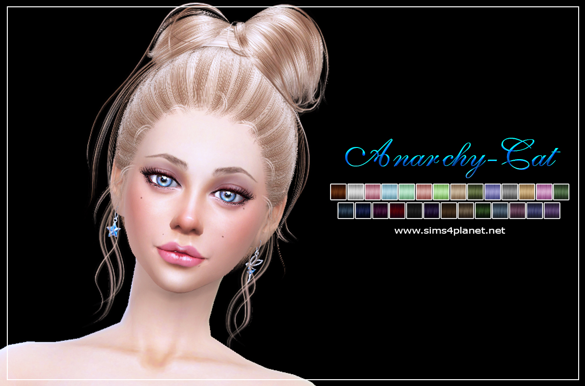 Hair s14 Zoella by Anarchy-Cat