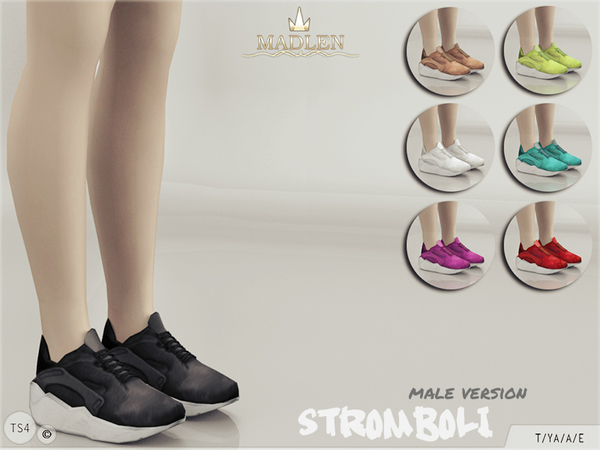 Madlen Stromboli Shoes(MALE) by MJ95
