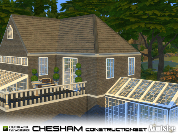 Chesham Construtionset Part 2 by mutske