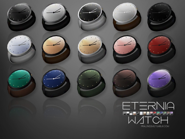 Eternia Watch by Pralinesims