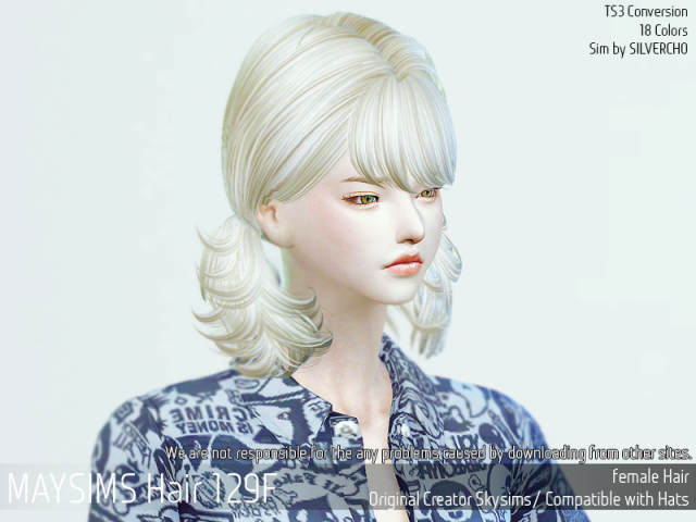 Hair129F by MaySims