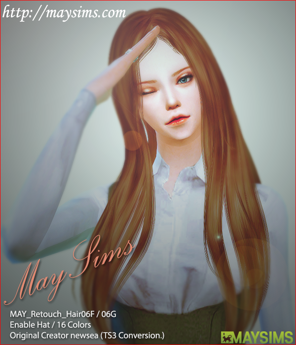 Hair06F_G by MaySims