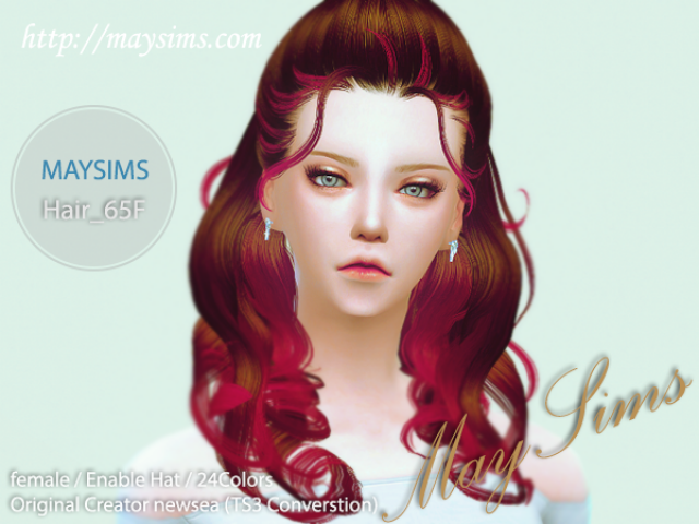 Hair65F by MaySims