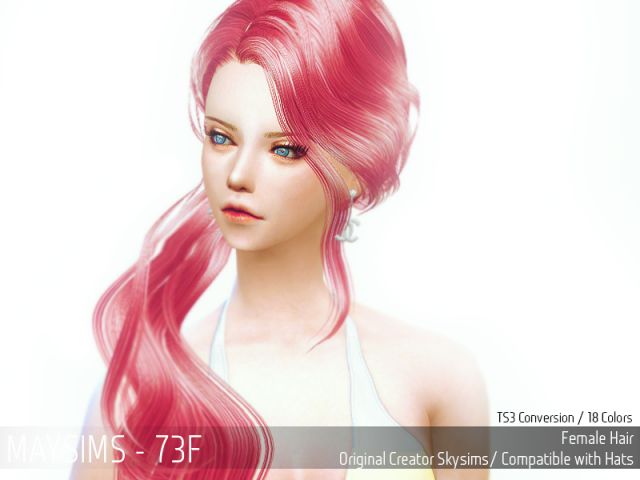 Hair73F by MaySims