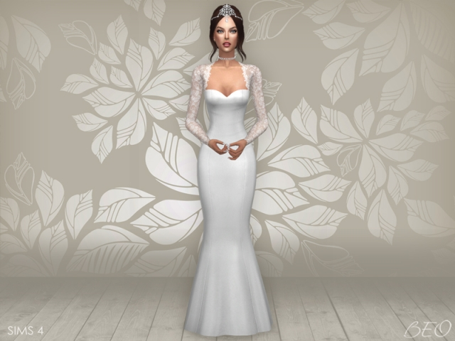 WEDDING DRESS - CYNTHIA 2 by BEO