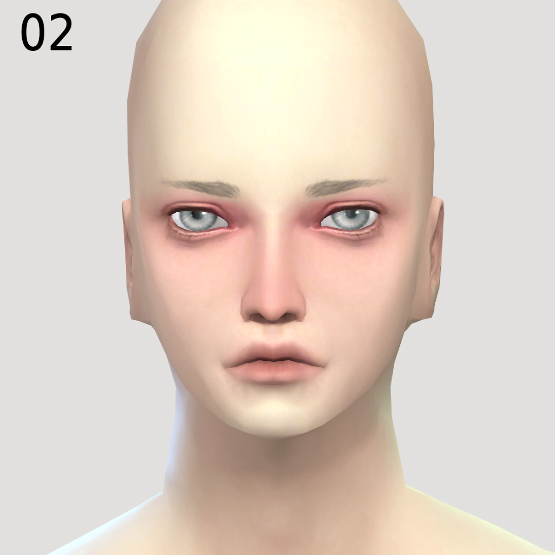 FREE SIM-MALE01 & MALE02 by imadako