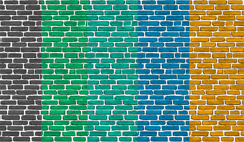 Brick Wallpaper by YellowJealousy