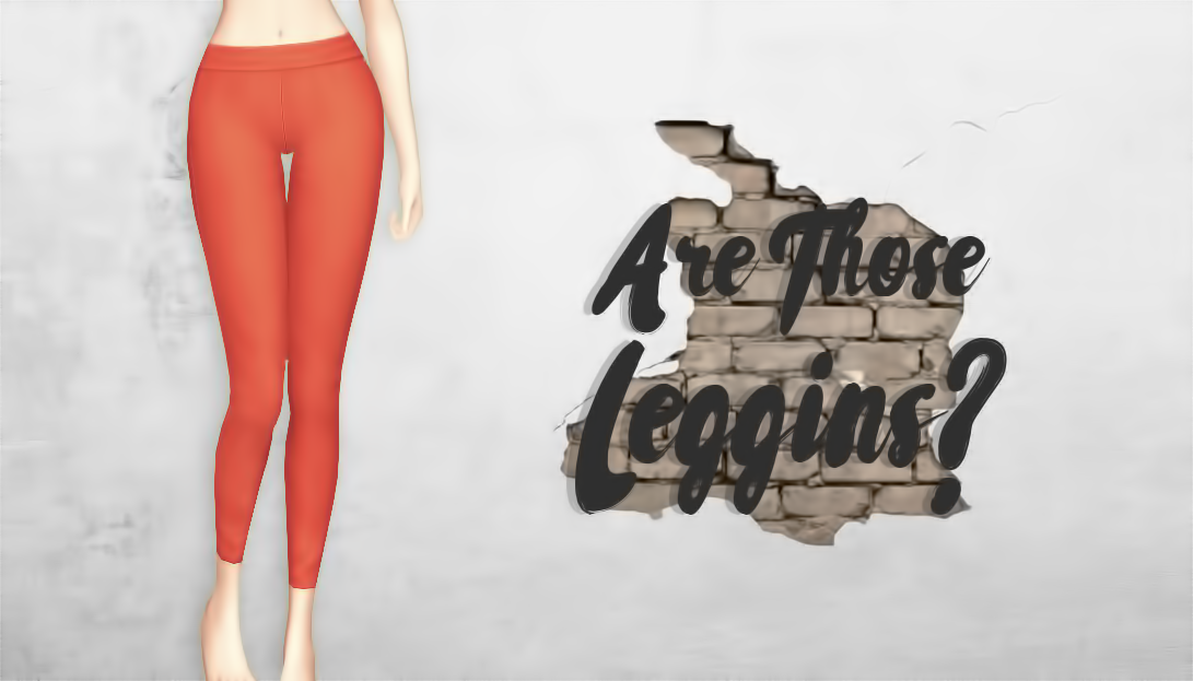 Leggings for Females by BurritoSims