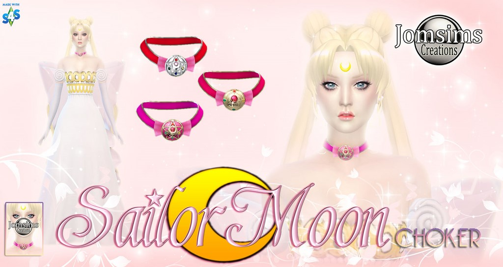 Sailor Moon Choker by JomSms