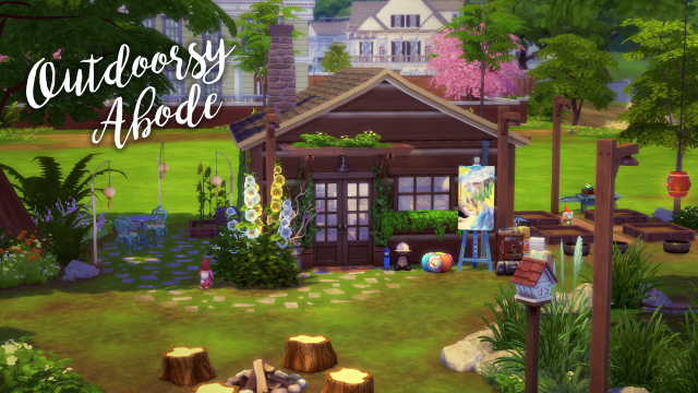 Outdoorsy Abode - No CC от Reticulates