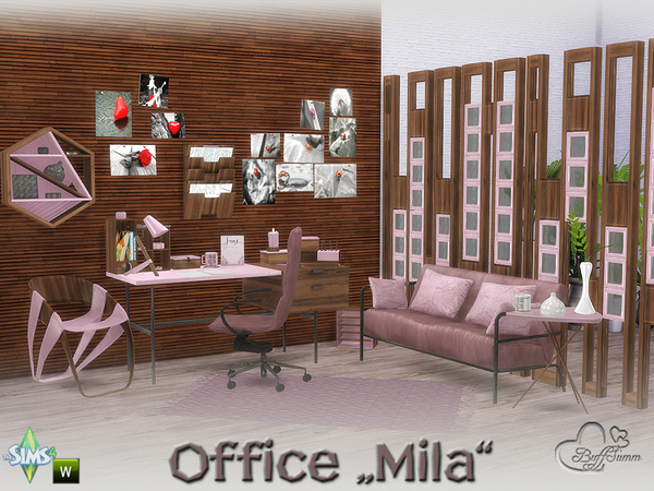 Mila Office by BuffSumm