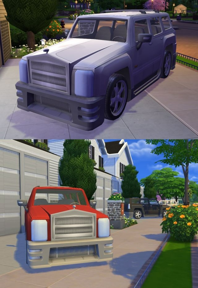 TS3 Luxury SUV Conversion by EnureSims