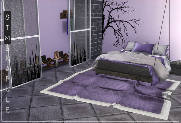 Merak Bedroom Set by Ronja