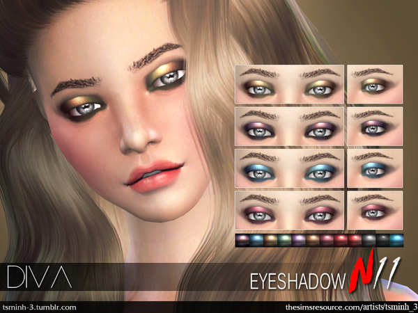 DIVA Eyeshadow by tsminh_3