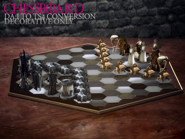 Chessboard by Astraea Nevermore
