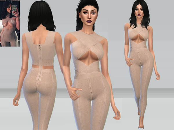 Kylie Jumpsuit by Puresim