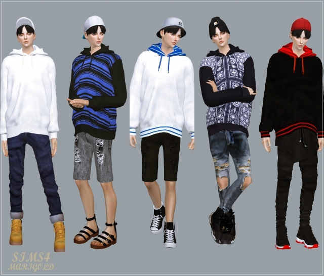 Male_Hoodie by marigold