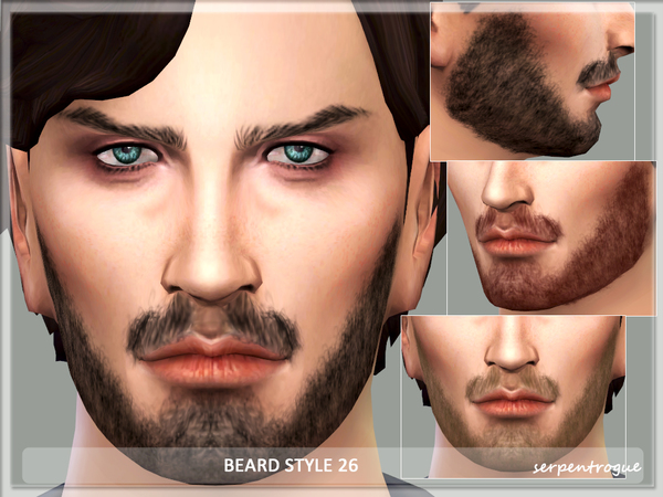 Beard Style 26 by Serpentrogue