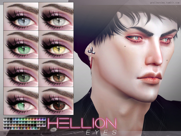 Hellion Eyes N88 by Pralinesims