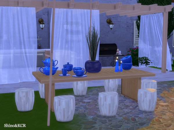 Outdoor 2016 - Dining by ShinoKCR