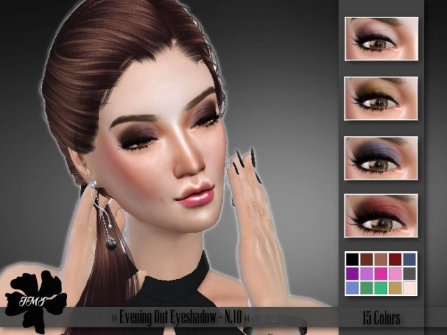 IMF Evening Out Eyeshadow N.10 by IzzieMcFire