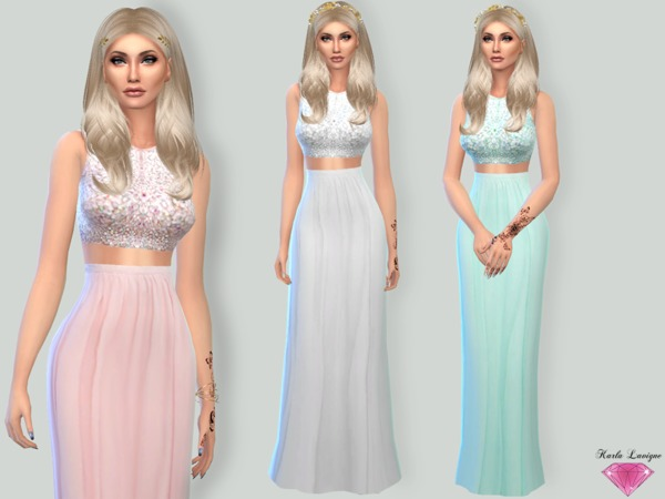 Lyndia Dress by Karla Lavigne