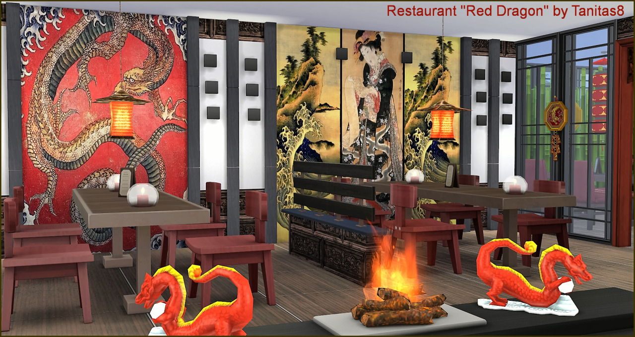 Red Dragon Restaurant by Tanitas8