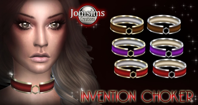 Invention choker by JomSims