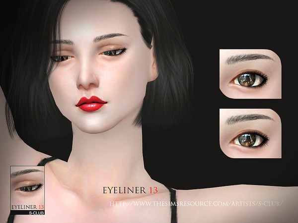 S-Club WM ts4 eyeliner 13