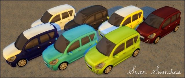Liberated Get Together Car от Martine