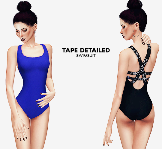 Swimsuits for Females by ItsLeeloo