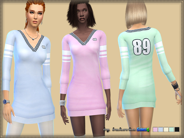Sport Dress 89 by bukovka