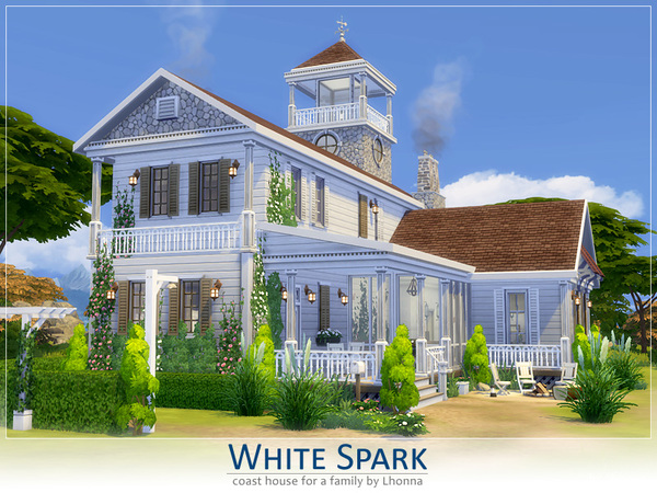 White Spark by Lhonna