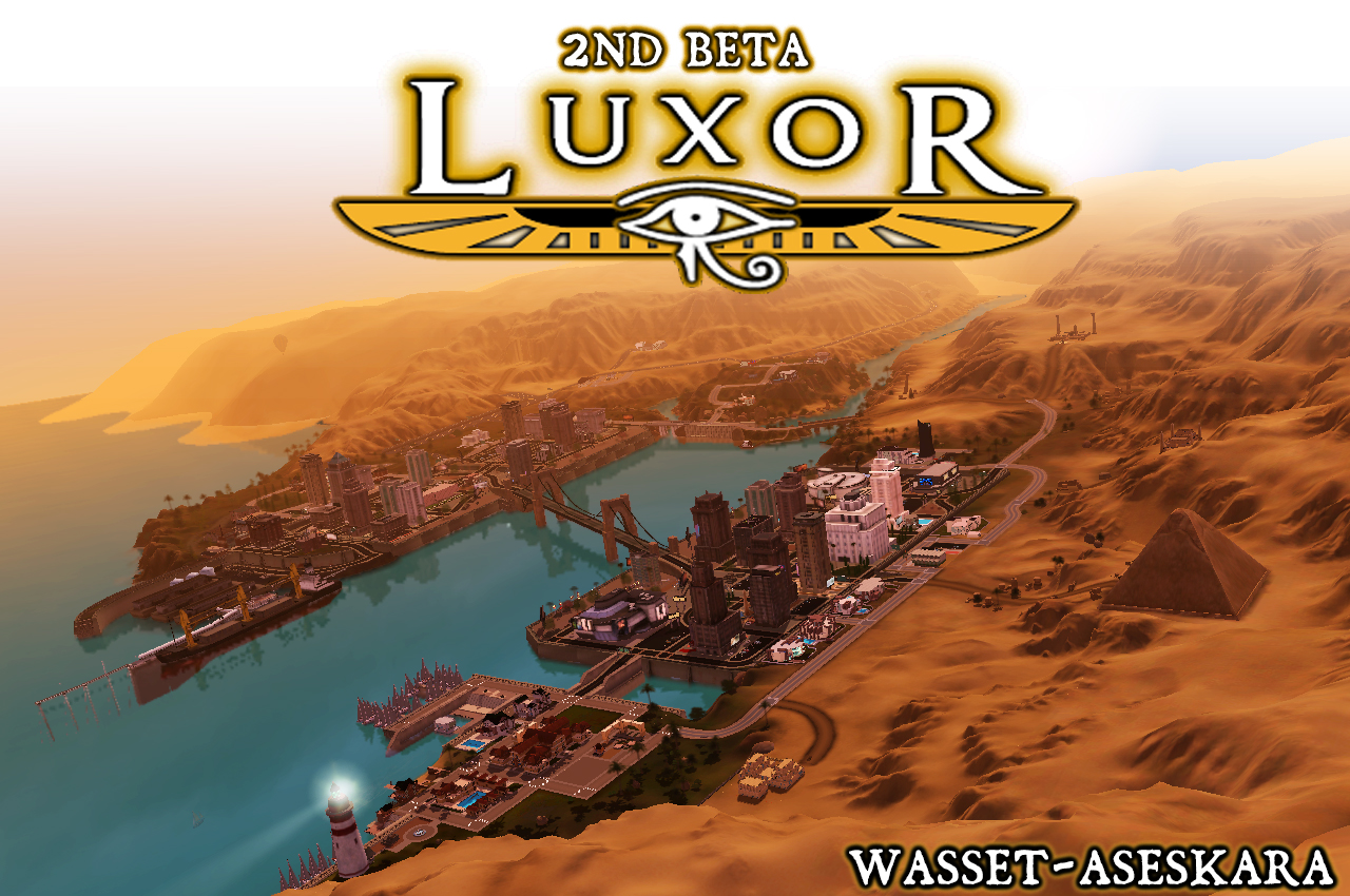 Luxor, 2nd beta by wasset-aseskara