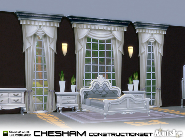 Chesham Construtionset Part 3 by mutske