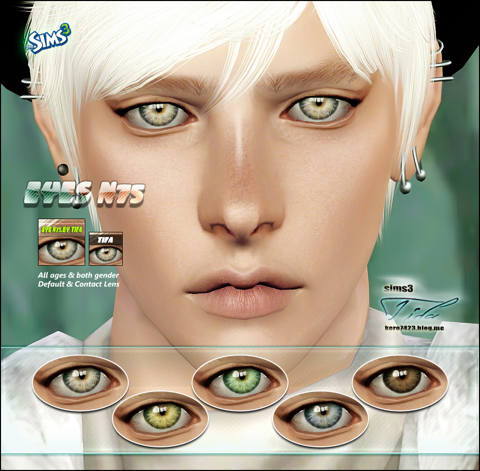 Eyes N75 by Tifa