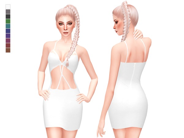 Strappy Mini Dress by itsleeloo