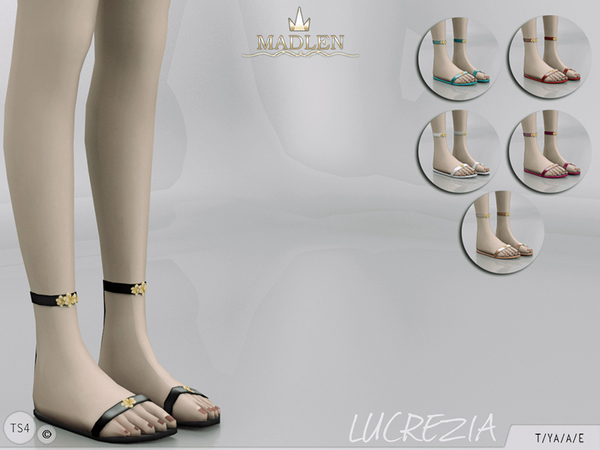 Madlen Lucrezia Shoes by MJ95