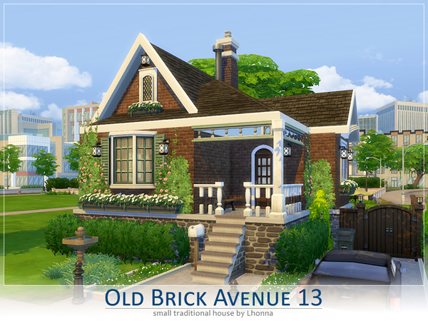 Old Brick Avenue 13 by Lhonna