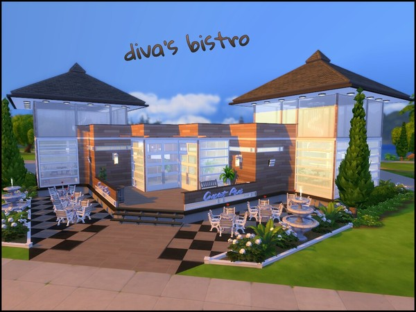 Diva's Bistro by sparky