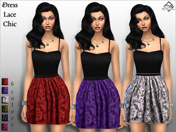 Dress Lace Chic by Devirose