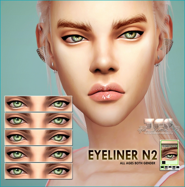 Eyeliner N2 Male & Female by Tifa