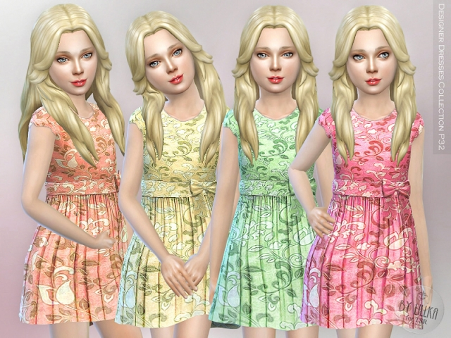 Designer Dresses Collection P32 by lillka