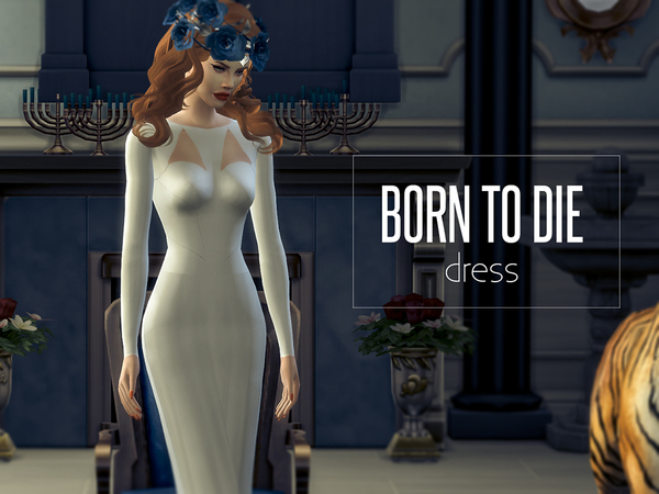 Born To Die Dress by serenity-cc
