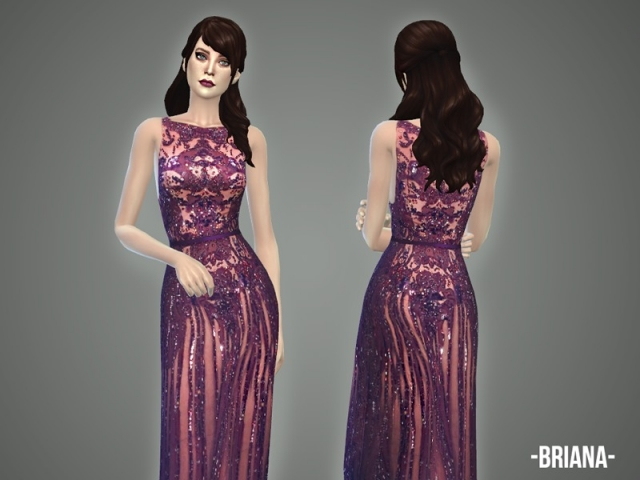 Briana - gown by -April-