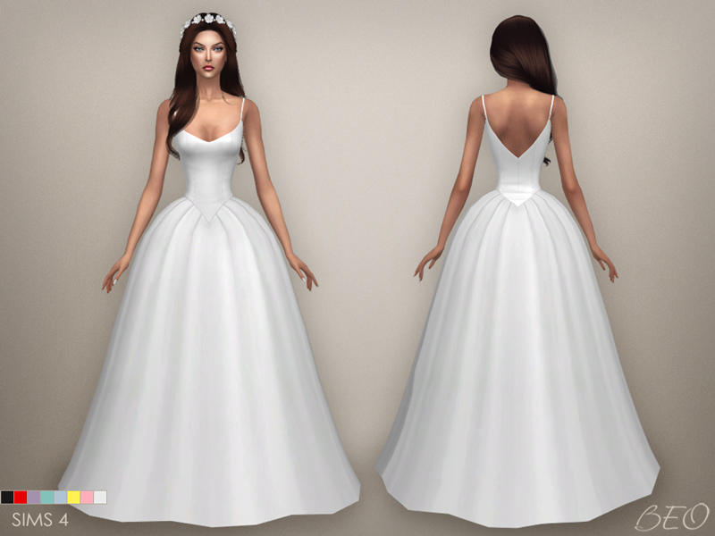Lily Wedding Dress by BEO